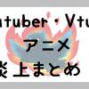 Youtuber-VTuber-アニメ、動画界隈の事件・騒動・炎上まとめ